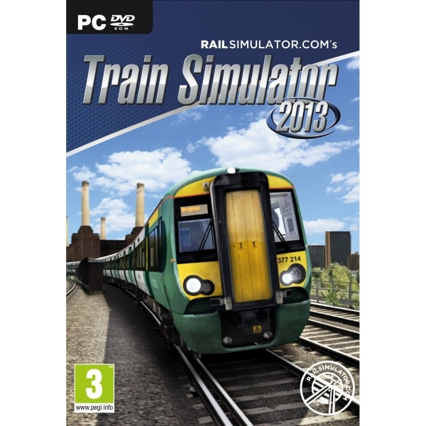 Train Simulator 2013 Game PC