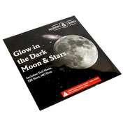 Glow In The Dark Moon & Stars Wall Stickers | M&W