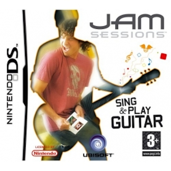 Jam Sessions Game DS