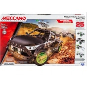 Meccano 25 Model Mountain Rally