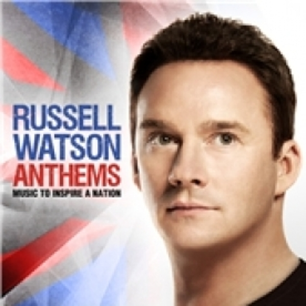 Russell Watson - Anthems CD