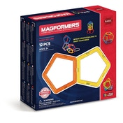 Magformers Pentagon Set (12 Piece)