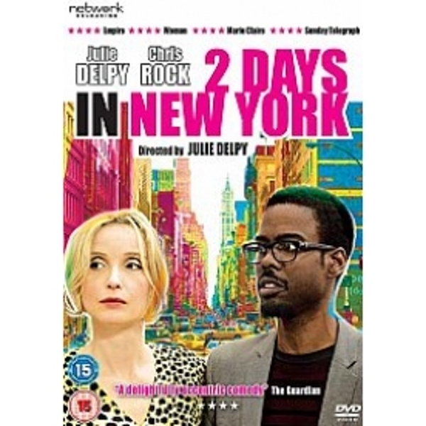 Two Days In New York DVD