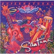 Santana Supernatural CD
