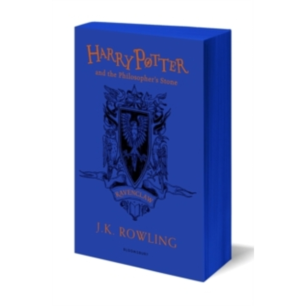 Harry Potter and the Philosopher's Stone - Ravenclaw Edition Paperback