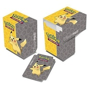 Ultra Pro Pokemon Pikachu Full-View Deck Box