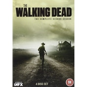 Walking Dead Season 2 DVD