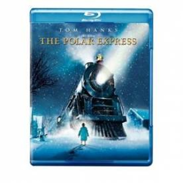 The Polar Express Blu-Ray
