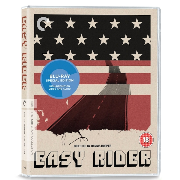 Easy Rider [Criterion Collection] [Blu-ray]