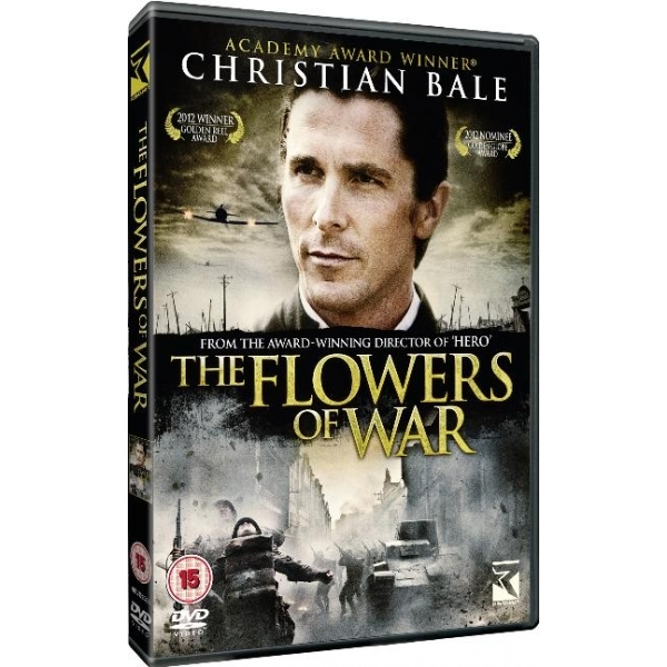 Flowers Of War DVD