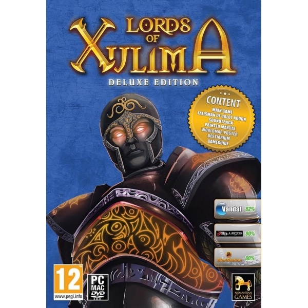 Lords of Xulima Deluxe Edition PC Game