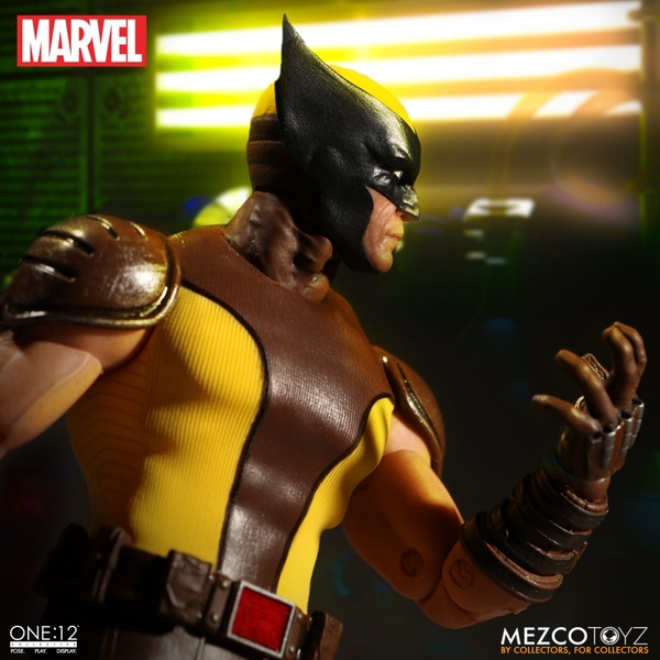 Wolverine (Marvel) One:12 Collective Figure - Image 6