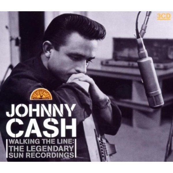 Johnny Cash - Walking the Line, The Legendary Sun Recordings CD