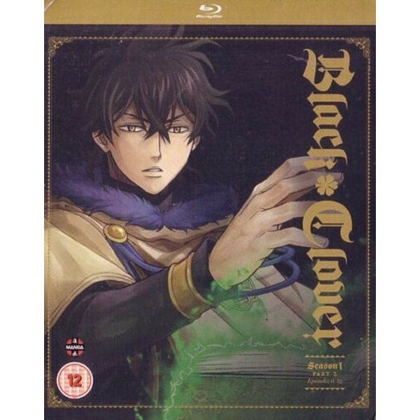 Black Clover - Season One Part Two Blu-ray