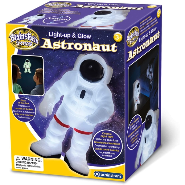 Light-up & Glow Astronaut Wall Hanging