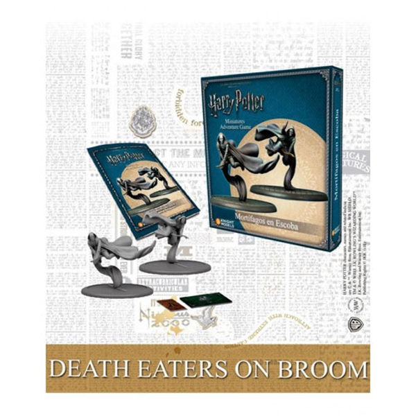 Harry Potter Miniatures Adventure Game: Death Eaters on Broom Expansion