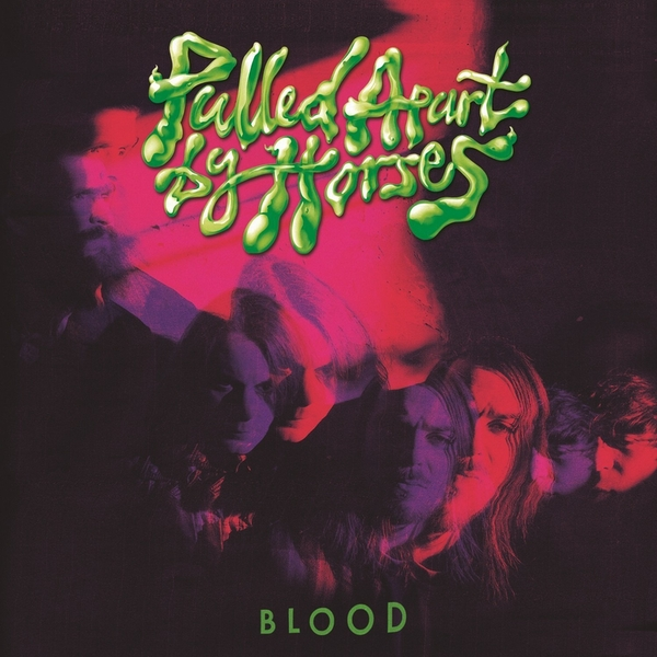 Pulled Apart by Horses: Blood CD