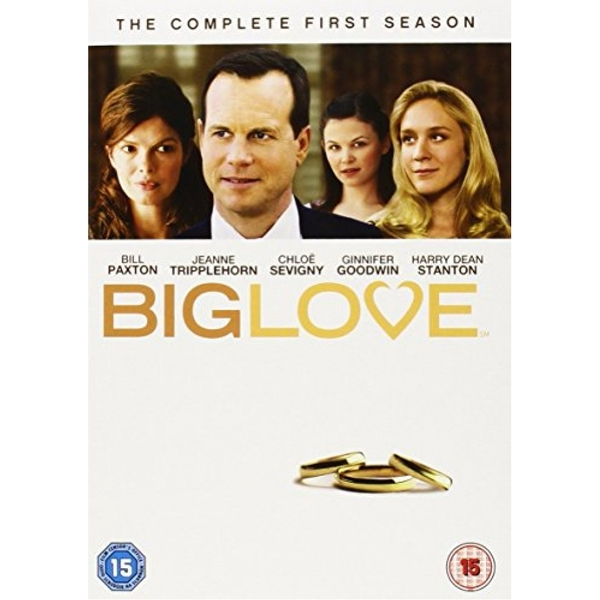 Big Love: Complete HBO Season 1 DVD