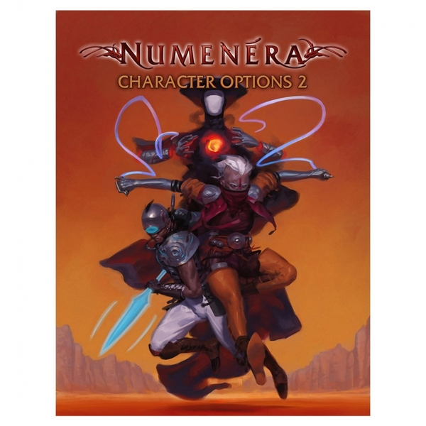 Numenera: Character Options 2