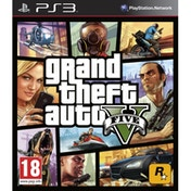 Grand Theft Auto GTA V (Five 5) Game PS3