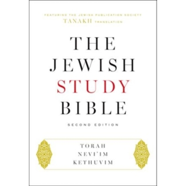 The Jewish Study Bible by Oxford University Press (Hardback, 2014)