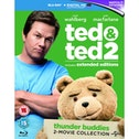 Ted/Ted 2 - Extended Editions Blu-ray
