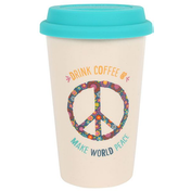 World Peace Thermal Travel Mug