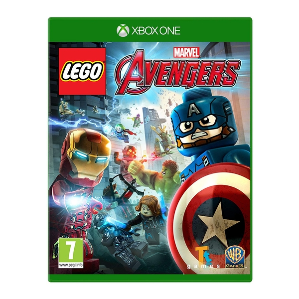 Lego Marvel Avengers Xbox One Game [Used - Like New]