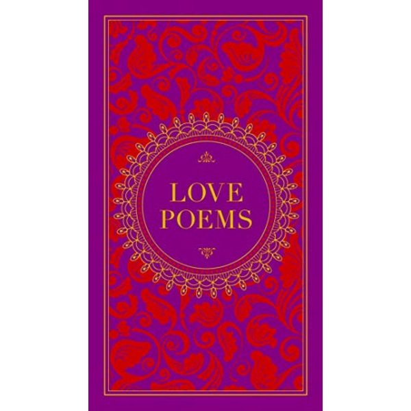 Love Poems (Barnes & Noble Collectible Classics: Pocket Edition)  Leather / fine binding 2017