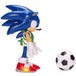 Sonic With Soccer Ball (Sonic The Hedgehog) 4 Inch Action Figure - Image 3