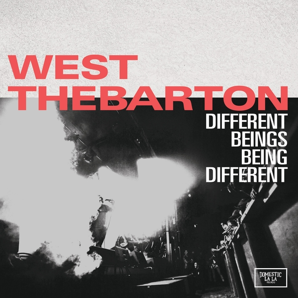 West Thebarton - Different Beings Being Different Vinyl