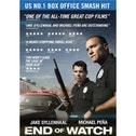 End of Watch DVD