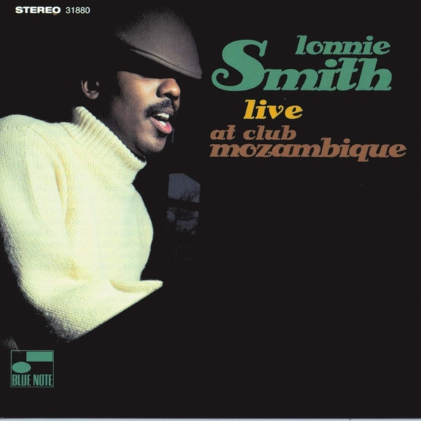 Lonnie Smith - Live At Club Mozambique Vinyl