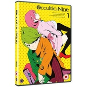 Occultic Nine Volume 1 (Episodes 1-6) DVD