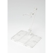 Bandai Tamashii Nation Stage Act 4 for Humanoid Stand Support (Clear)