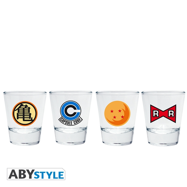Dragon Ball - Emblem Shot Glass