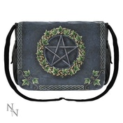 Ivy Pentagram Messenger Bag