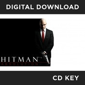 Hitman Absolution Game PC CD Key Download for Steam