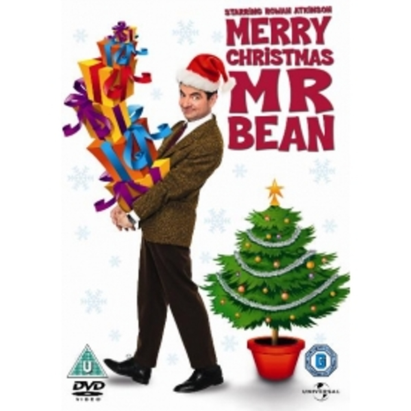 Mr. Bean Merry Christmas Mr. Bean DVD