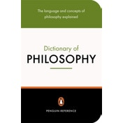 The Penguin Dictionary of Philosophy by Penguin Books Ltd (Paperback, 2005)
