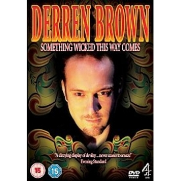 Derren Brown - Something Wicked This Way Comes DVD