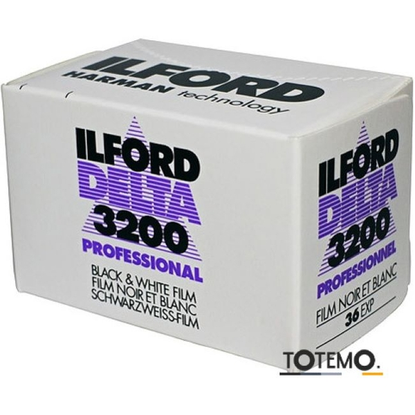Ilford Delta Professional Black & White Film