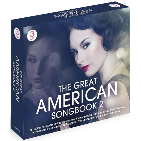 The Great American Songbook Volume 2 CD