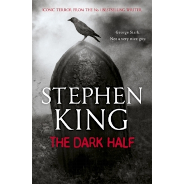 The Dark Half by Stephen King (Paperback, 2011)