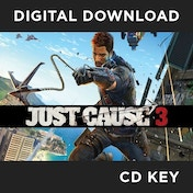 Just Cause 3 Day One Edition PC CD Key Download for Steam