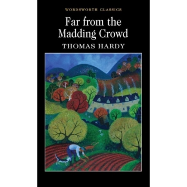 Far from the Madding Crowd by Thomas Hardy (Paperback, 1993)