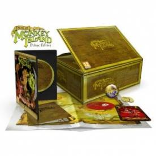 Tales Of Monkey Island Collector's Edition Game PC