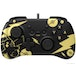 Pokemon Black and Gold Pikachu Nintendo Switch Mini Horipad - Image 2