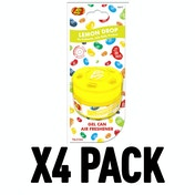 Lemon Drop (Pack Of 4) Jelly Belly Can Air Freshener