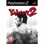 Yakuza 2 Game PS2